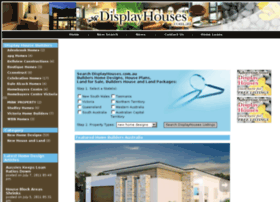 displayhouses.com.au