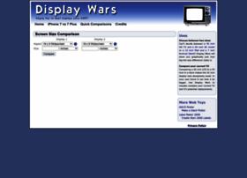 displaywars.com