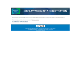 displayweekregistration.org