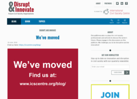 disrupt-and-innovate.org