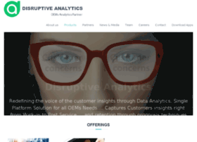 disruptiveanalytics.in
