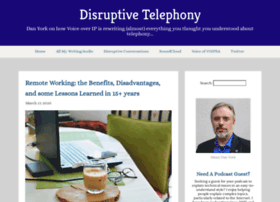 disruptivetelephony.com