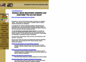 dissertation-statistics.com