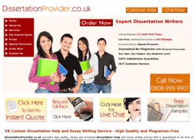 dissertationprovider.co.uk