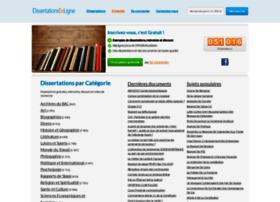 dissertationsenligne.com