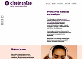 dissonances.net