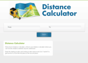 distance-calculator.co.za