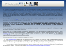 distance-education.itt-tech.edu