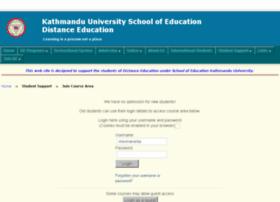distance.kusoed.edu.np