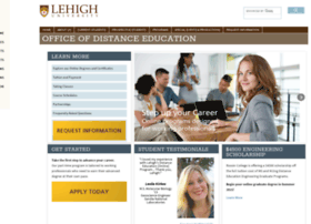 distance.lehigh.edu