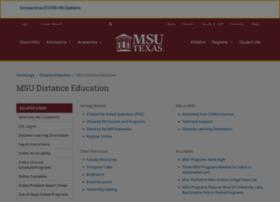 distance.mwsu.edu