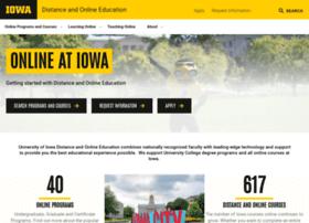distance.uiowa.edu