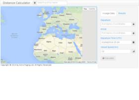 distance.vesselfinder.com