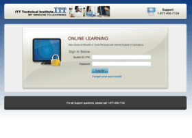 distanceeducation.itt-tech.edu