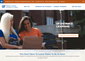 distancelearning.ufl.edu
