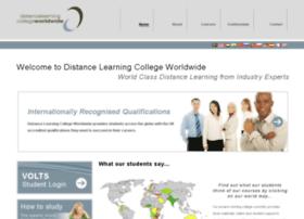 distancelearningcollegeworldwide.com