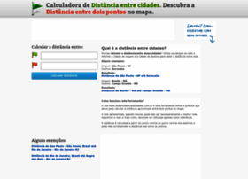 distanciaentreascidades.com.br