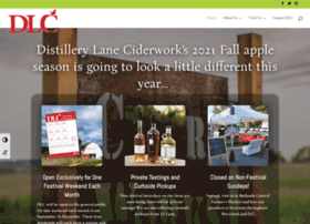 distillerylaneciderworks.com