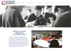 distinctiveschools.org