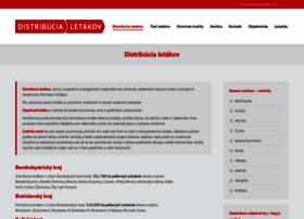 distribucia-letakov.sk