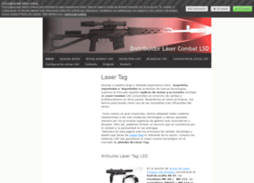 distribuidor-laser-combat-lsd.jimdo.com