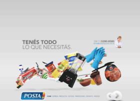 distribuidoraposta.com.ar