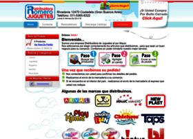 distribuidoraromero.com.ar