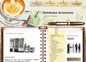 distributeurdeboissons.com