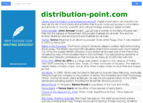 distribution-point.com