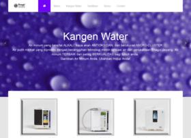 distributorkangenwater.com