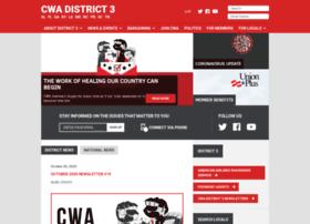 district3.cwa-union.org