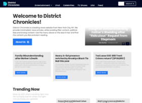 districtchronicles.com