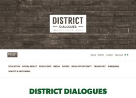 districtdialogues.splashthat.com