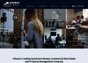 districtrealty.com