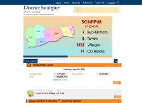 districtsonitpur.com