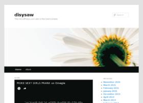 disysaw.wordpress.com