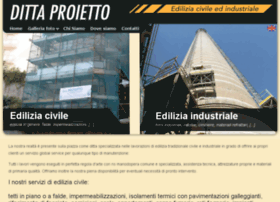 dittaproiettosrl.com