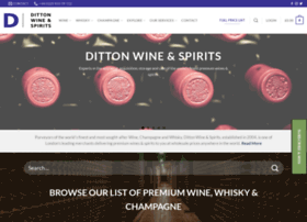 dittonwinetraders.co.uk