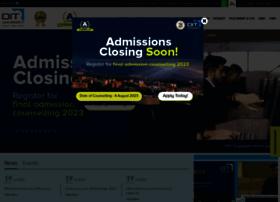 dituniversity.edu.in