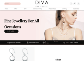 divafinejewellery.com