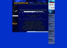 dive-centers.net