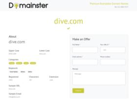 dive.com