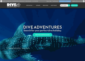 diveadventures.com