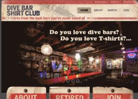 divebarshirtclub.com