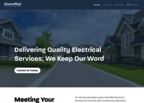 diversifiedelectricalservices.com