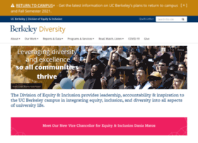 diversity.berkeley.edu