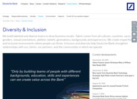 diversity.db.com