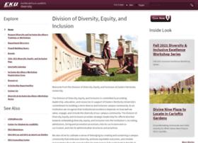 diversity.eku.edu