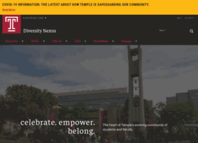 diversity.temple.edu