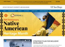 diversity.ucsd.edu